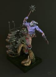 Undead warrior 03