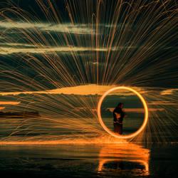 spark by SleepingInAFlower