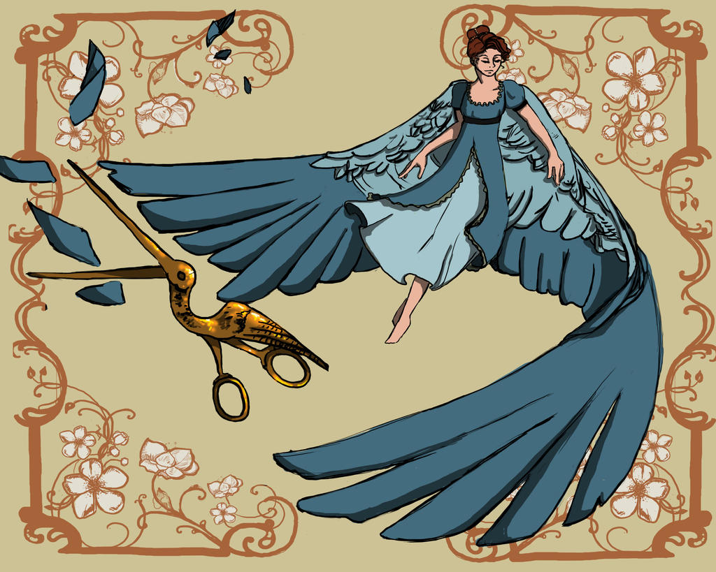 Beatrice Over The Garden Wall By Jswander On Deviantart
