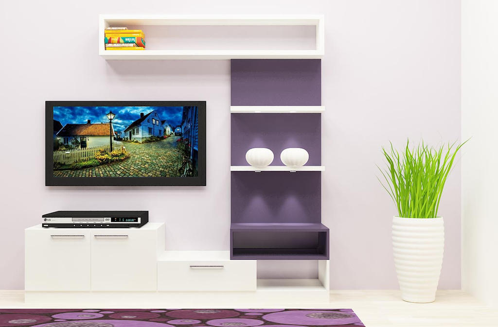 Buy TV Units and Cabinets Online in India by scaleinch on DeviantArt