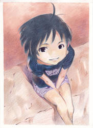 Drawing Colour Pencils FanArt and Poster Color by 10h