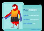 Ricardo App (CC)