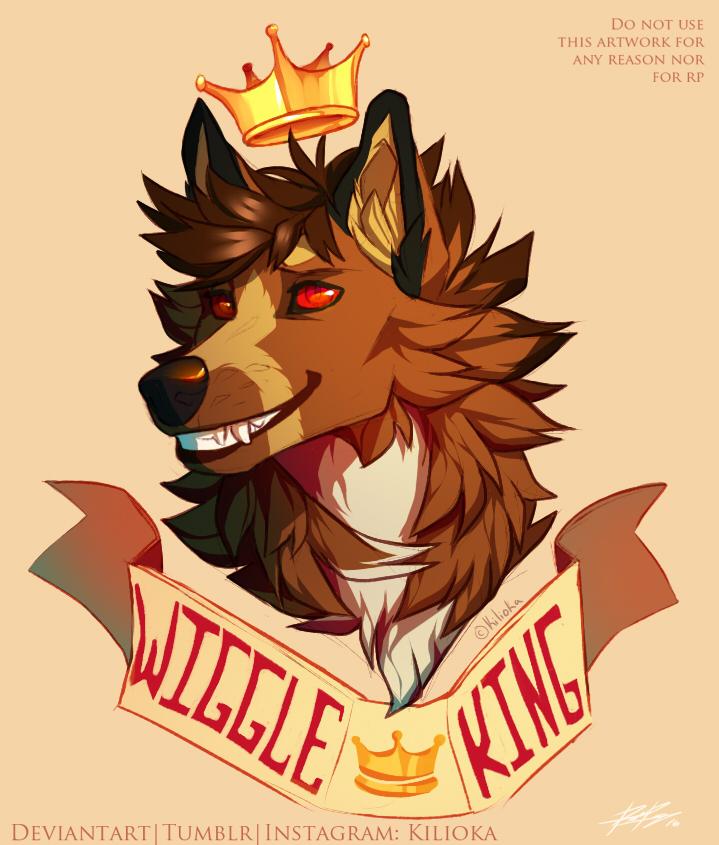 Doodle: Birthday King by Kilioka