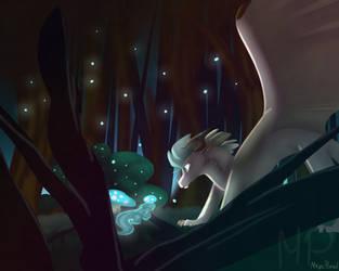 [CE] Fireflies by MagicPancil
