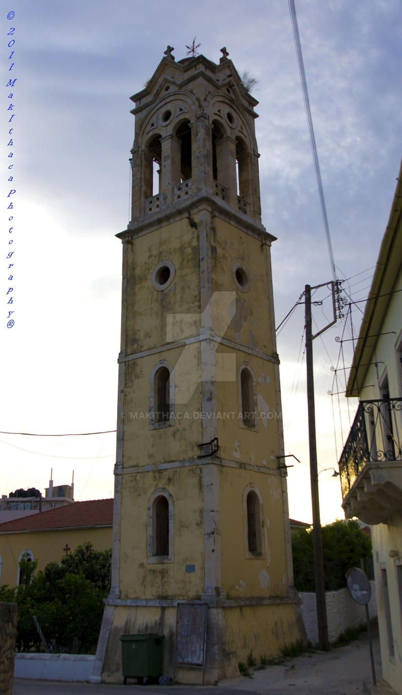 Metropolitan Church of Ithaca by makithaca