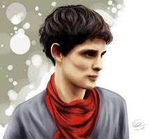 Merlin Again by dancinghamtoro