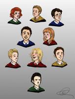 Hogwartvengers by dancinghamtoro