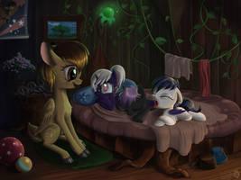Tale before sleep by Sirzi