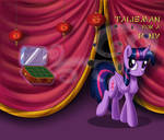 Talisman for a pony: Cover