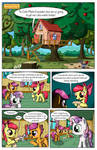 Talisman for a pony 2: Page 01