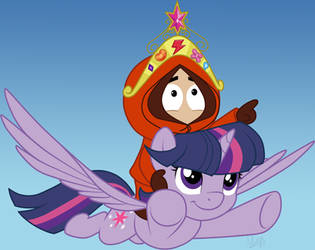 Twilight and Kenny