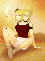 Amira and Eve (recolored)