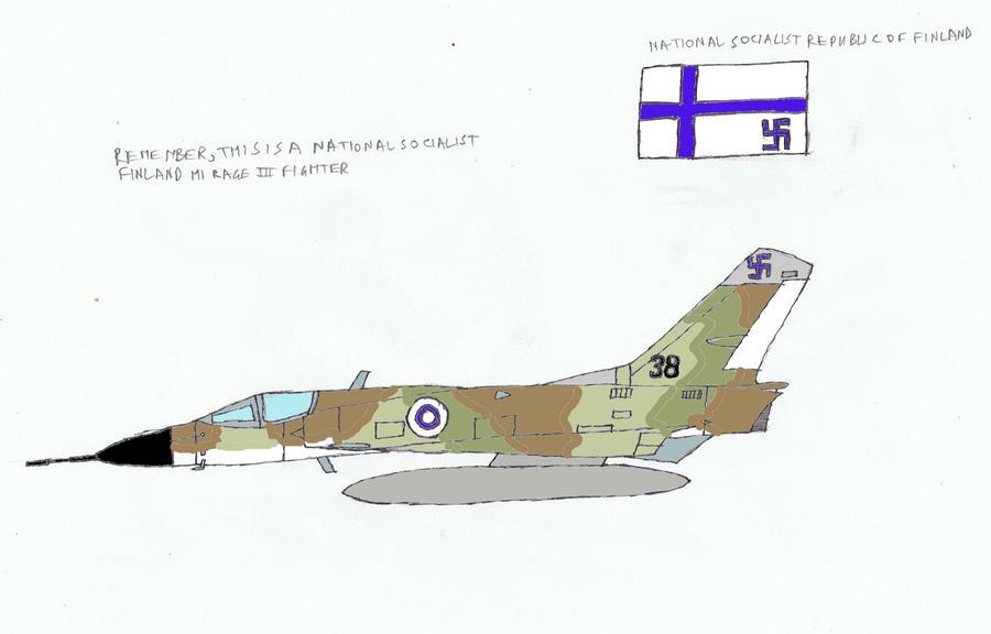 Fantasy: NSFAF Mirage 3fighter by Rafe15 on DeviantArt