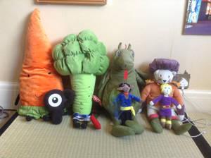 The Tatami Teddy Gang!