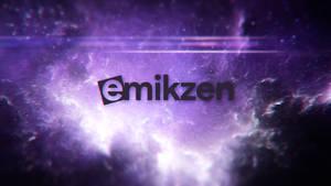Space logo - Purple