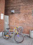 stripey bike by smashy-bone