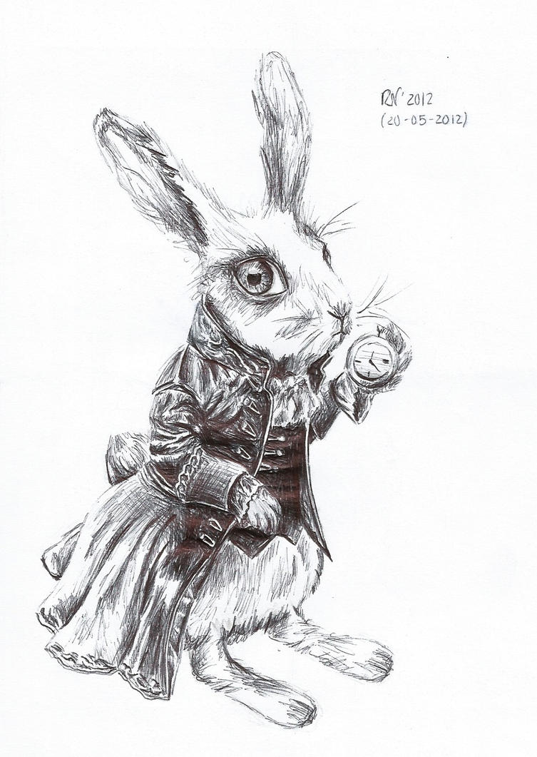 Time Rabbit by Askavin on DeviantArt