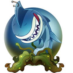 Sharko by BatmanPortal14