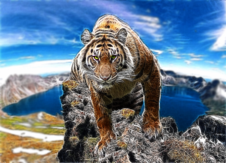 the tiger on the mountain essay In the center of this nothingness was a great mountain creation myth essays - creation myth in the tiger, lion, fish, dog, lizard, horse, elephant.