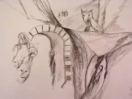 Vision of spirits by Yosemite-Stories