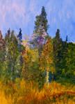Autumn Meadow (Yosemite)