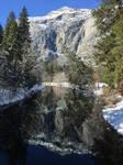 Eagle Peak Reflection