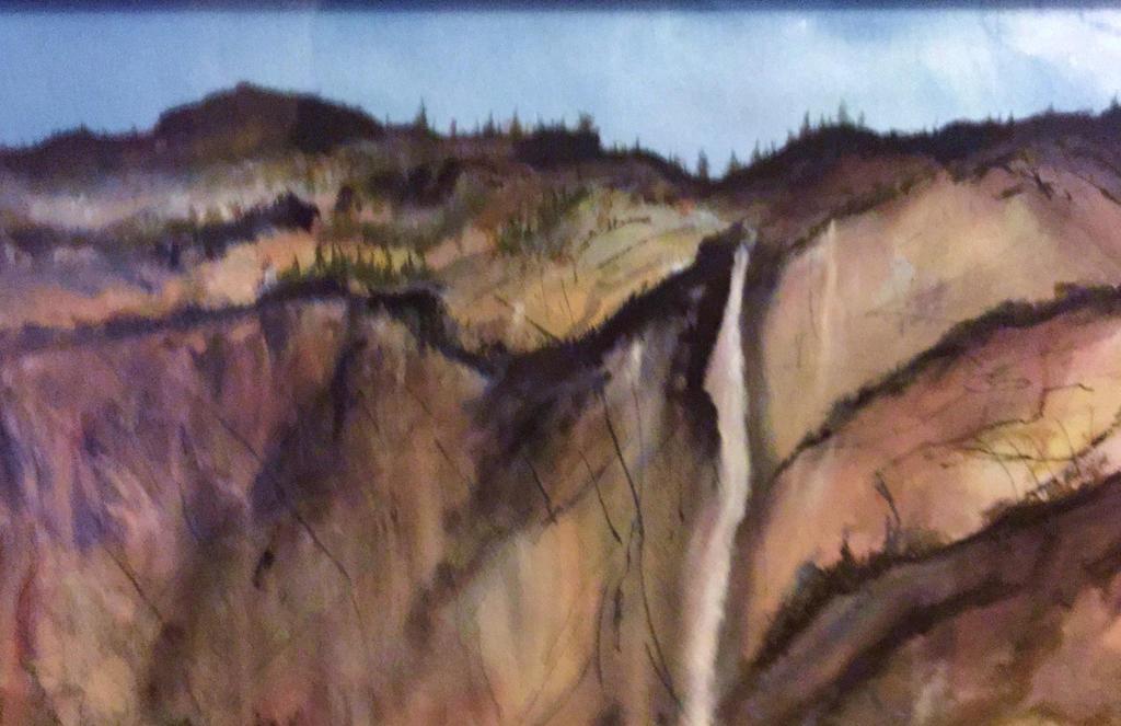 Ribon Fall by Yosemite-Stories