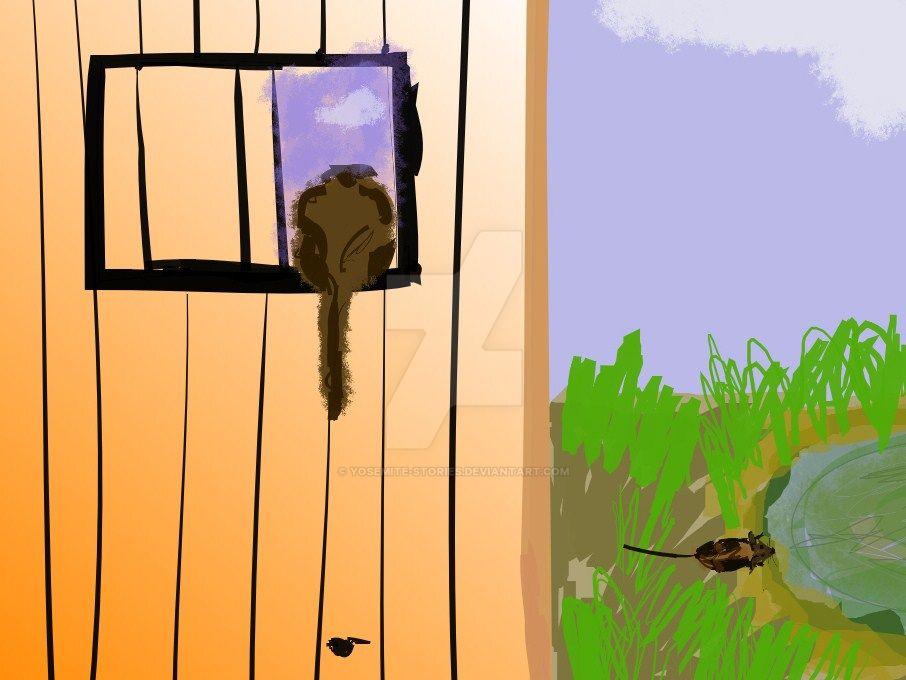 Dandelion Chase. Ex.jpg W Hole by Yosemite-Stories