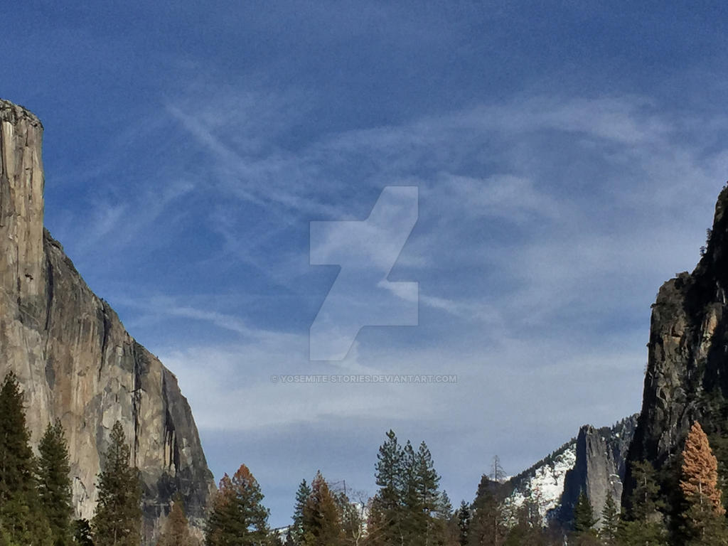 Lines in the Sky by Yosemite-Stories