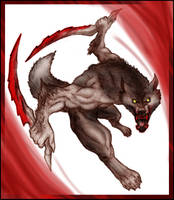 werewolf talons by bungot