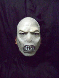 Voldemort mask by bungot