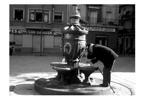 city water.