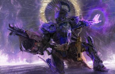 Destiny 2 Titan Commission
