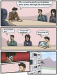 Boardroom Suggestion Meme Advertisements