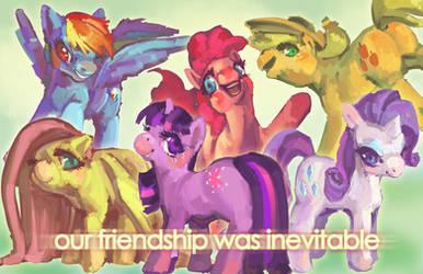 Friendship is Magic by angitsai