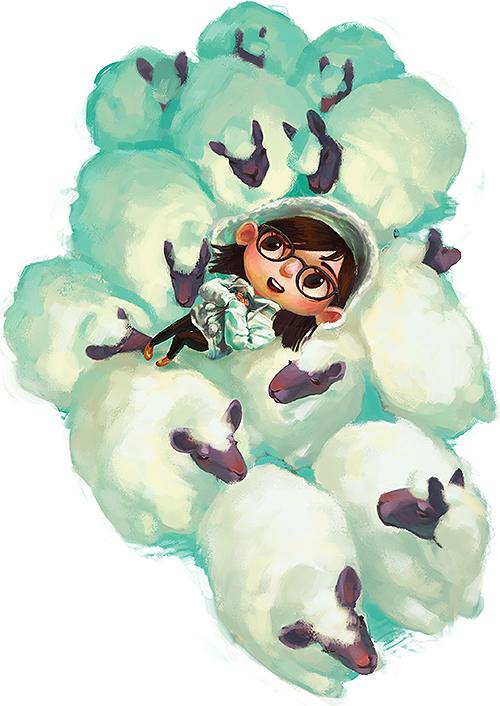 Sheepish by angitsai