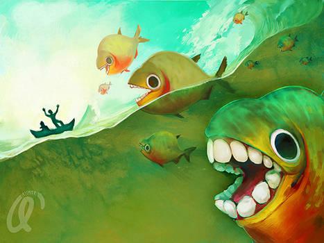 Killer Fishes!