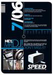 Music issue flier