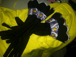 gecko moira gloves by tawnie8376