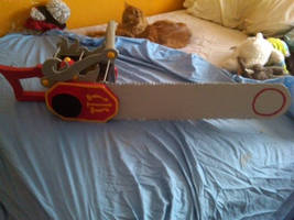 grelle chainsaw by tawnie8376