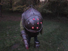 Big Daddy Cosplay by tawnie8376