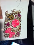 Iphone 4 Deco Case by tawnie8376