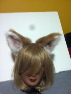 brown fox ears by tawnie8376