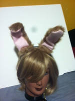 Posable Bunny Ears by tawnie8376
