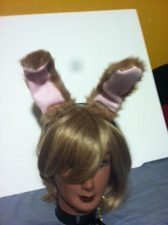 Posable Bunny Ears