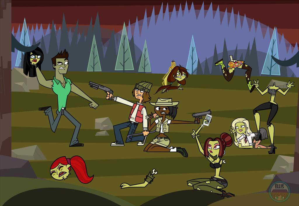 Zombie Apocalypse by EllisSummer