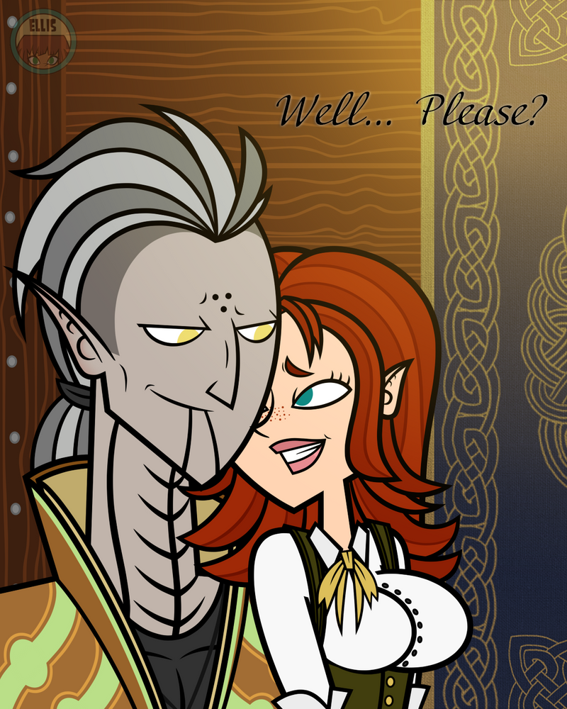 Well... Please? by Mother-of-Trolls
