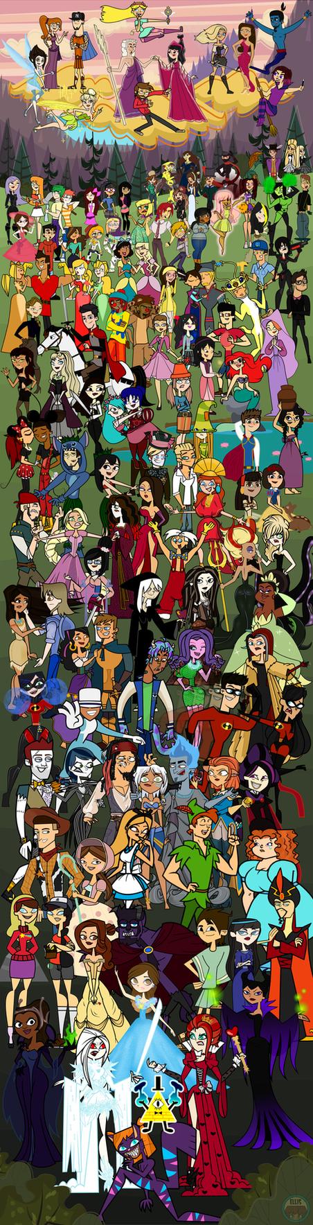 Disney Infinity by Mother-of-Trolls