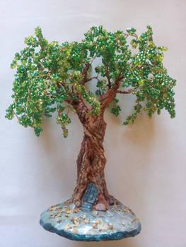 Thte  TREE  of the Dwarf mr. Emerald