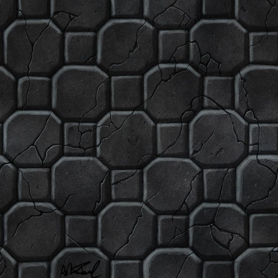 Stone Floor Texture By Kleufynder